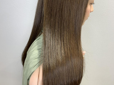 自分史上最高の髪の毛へ◎髪質改善トリートメント