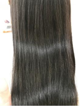 綺麗な髪を作る