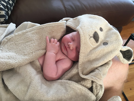 Morgan's Birth Story