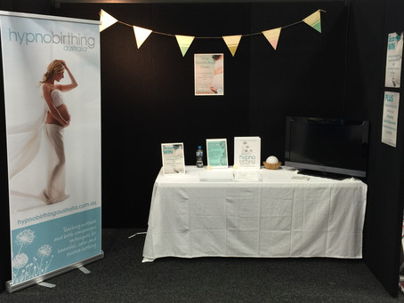 Our Weekend at the Pregnancy Babies and Children's Expo