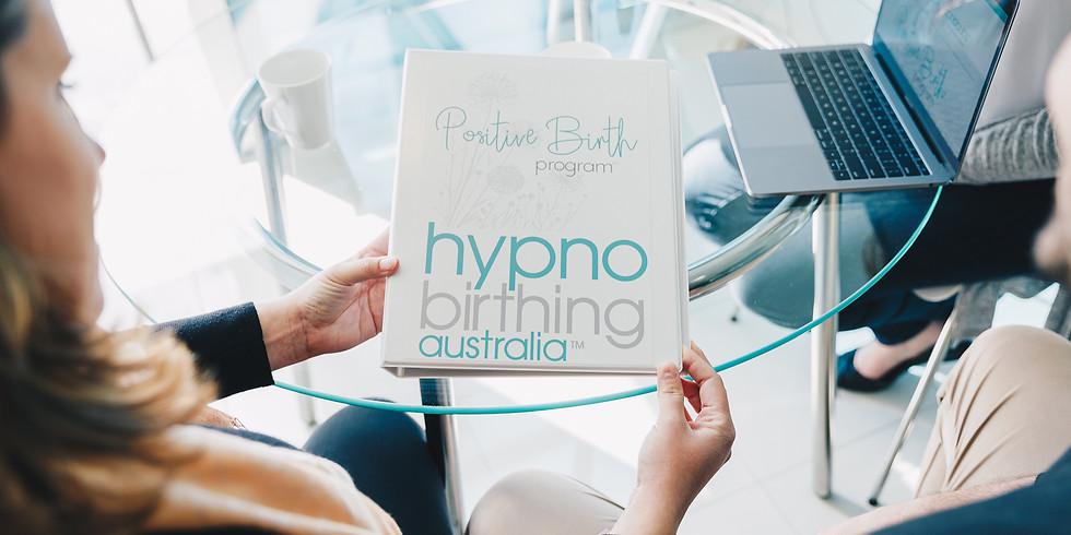 June 2020 Hypnobirthing Australia Positive Birth Course