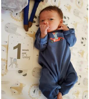 Apryl's Birth Story