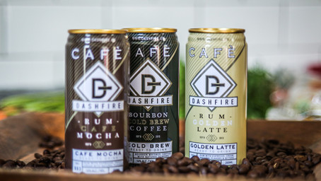 Minnetonka-based Dashfire rolls out line of hard coffees - Minneapolis/St. Paul Business Journal