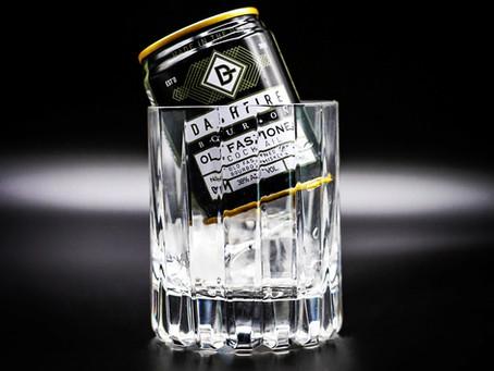 Dashfire Bourbon Old Fashioned - Best Canned RTD Old Fashioned - Liquor.com
