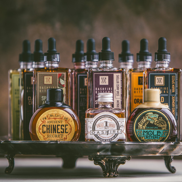 Dashfire Bitters Collection