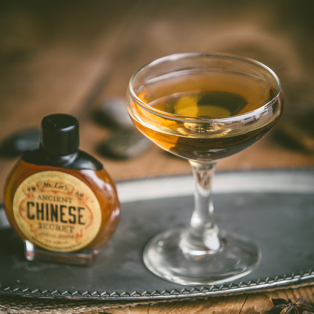 Mr. Lee's Chinese Bitters Cocktail