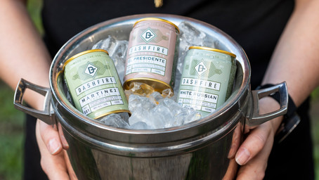 Five New Canned Cocktails for Whiskey, Vodka, Rum and Tiki Fans - Wine Enthusiast - April 2020