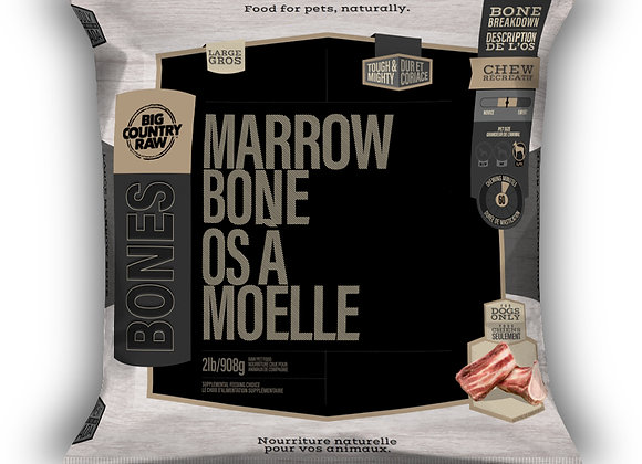 "Marrow Bone - Large - 6-7"""