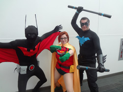 Batman Family Cosplay