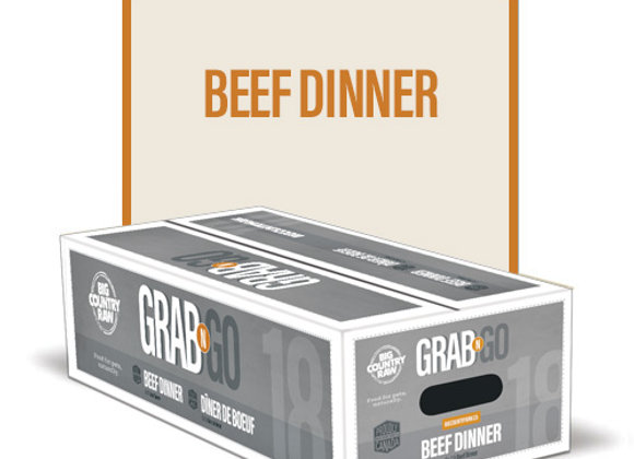 Beef Dinner Deal