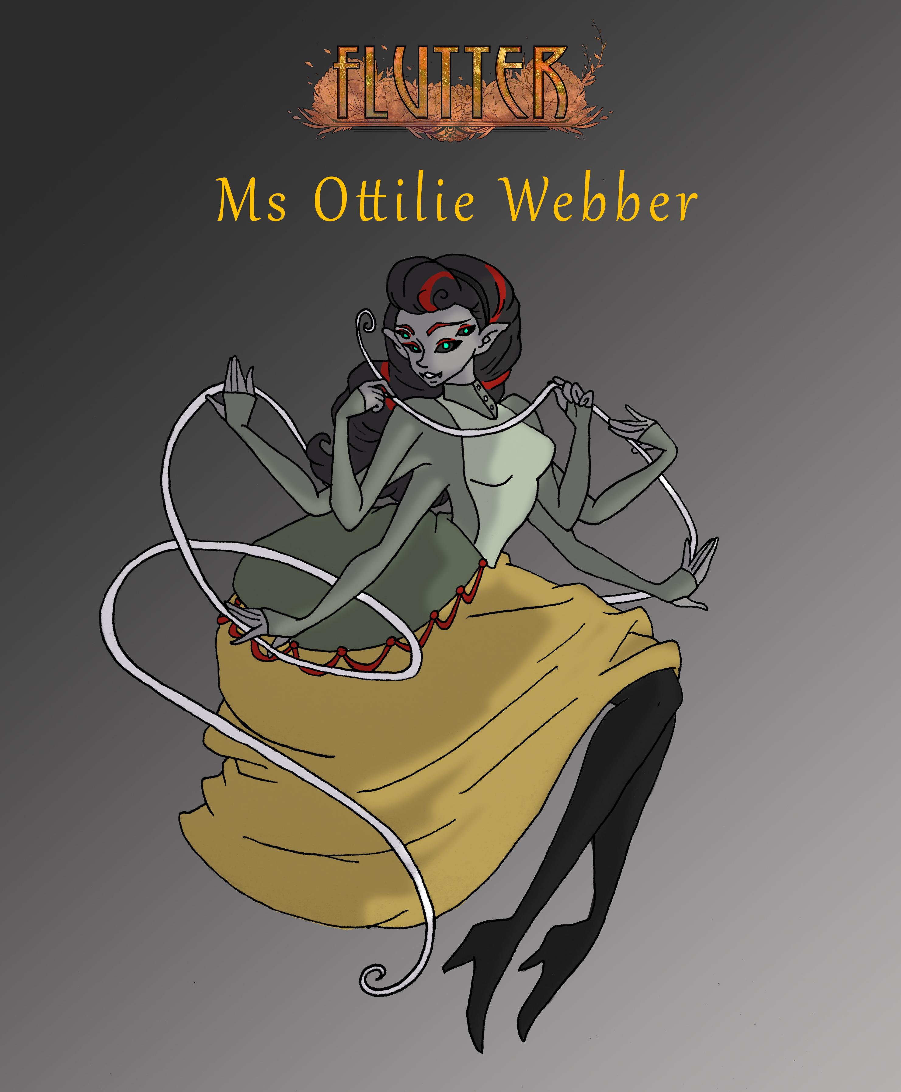 Ms Ottilie Webber