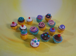 1in. Cupcakes