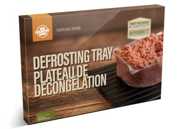 Defrosting Tray