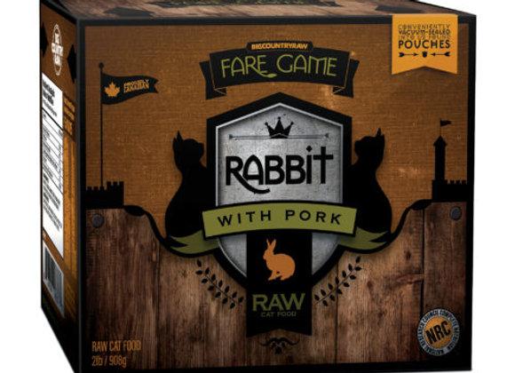 Rabbit with Pork