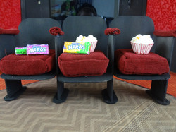 Seats & Candy