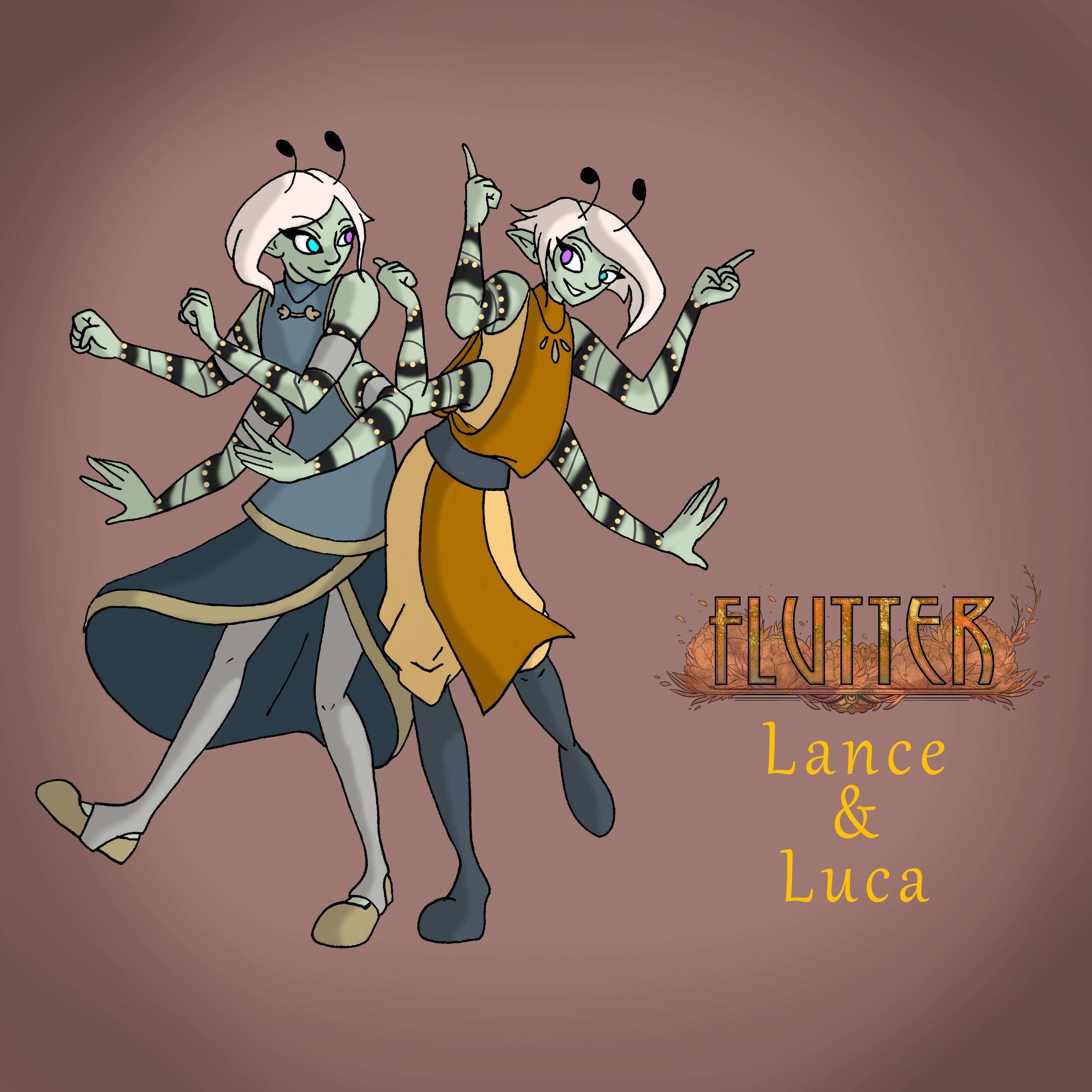 Lance & Luca