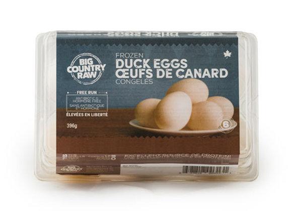 Duck Eggs - 6 Count