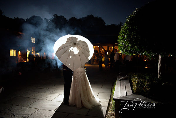 Nottingham & Derby Documentary & Journalistic Wedding Photography with bride and groom at Hazle Gap Barn Wedding Venue for their Rustic Wedding