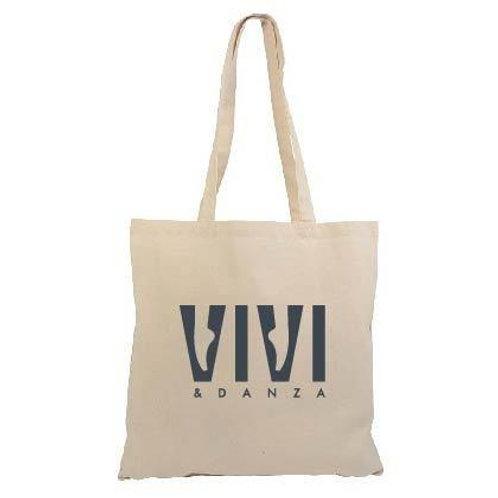 shopper vivi&danza NATURAL