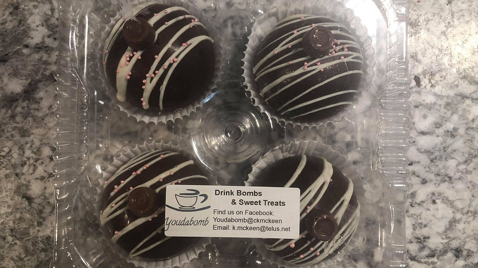 Hot Chocolate Bombs Pack