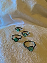 Blue bead rings (silver wire only).jpeg