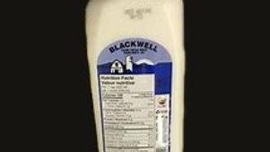 milk: 2% - 2L