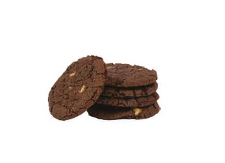 Choco fudge Cookies