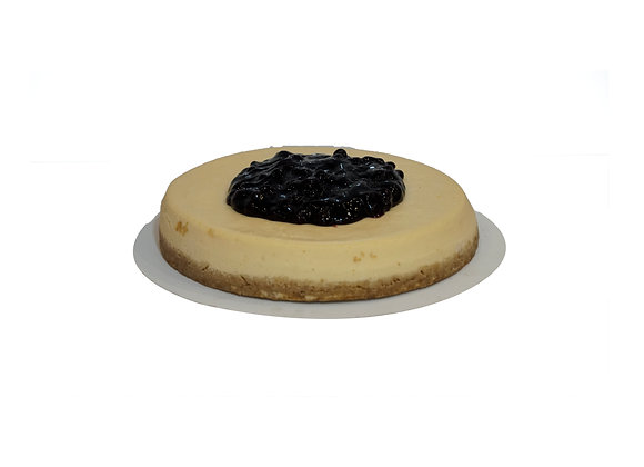 Baked Cheese Cake ( blueberry)