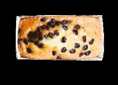 Choco Chip Loaf Cake