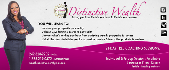 Wealth coach, Melissa Hall Facebook cover photo