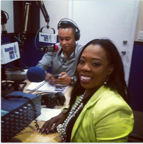 Author Sherika Brown, a guest on Guardian Radio