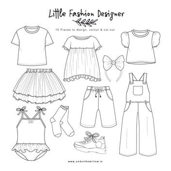 Little Fashion Designer FREE PDF DOWNLOAD