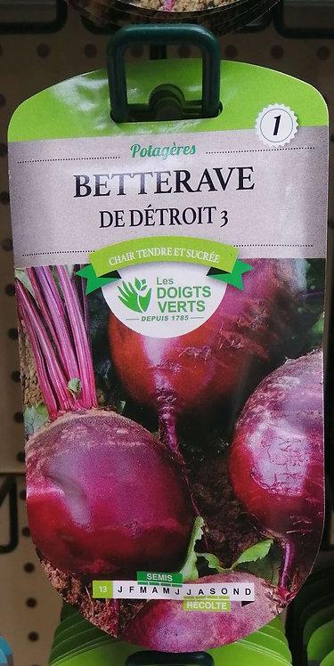Bettrave de Détroit n°3