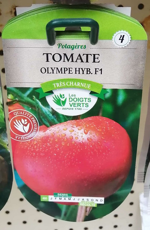 Tomate olympe hyb F1 n°4