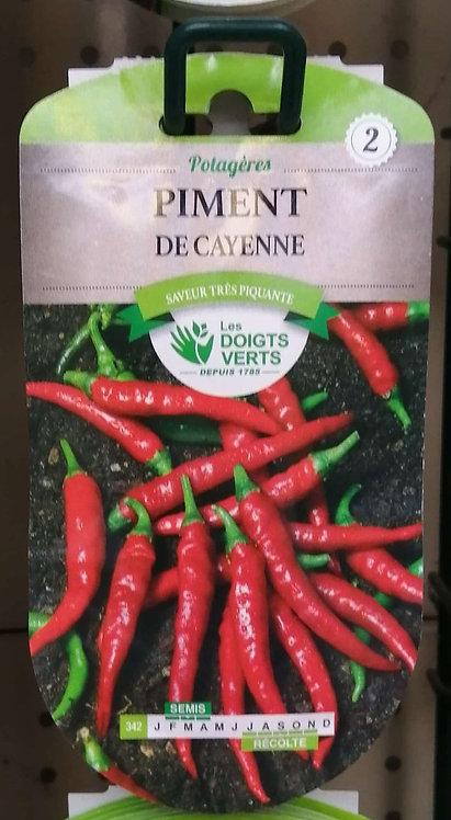 Piment de Cayenne n°2