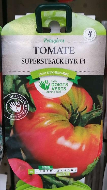 Tomate Supersteak hyb F1 n°4