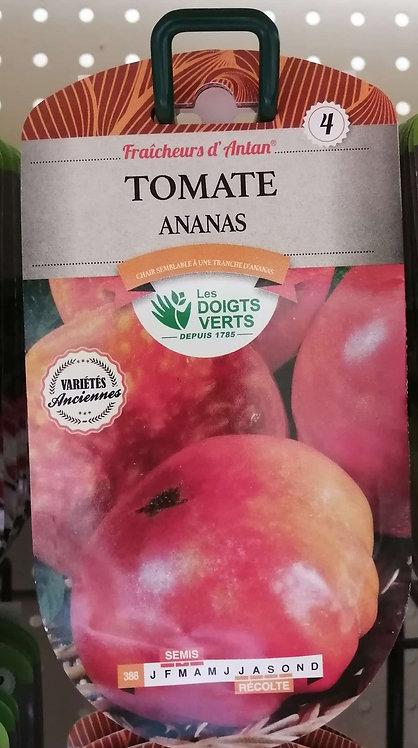 Tomate ananas n°4