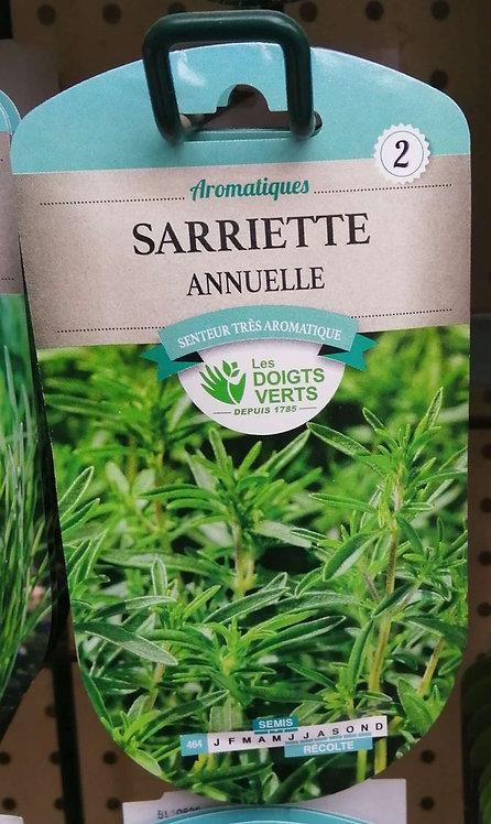 Sarriette annuelle n°2
