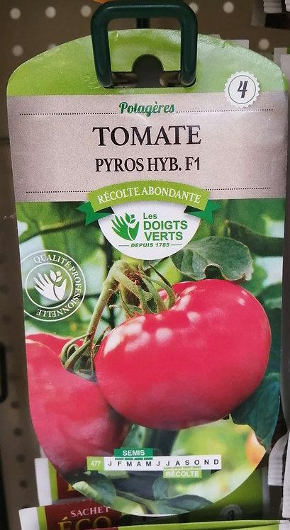Tomate Pyros hyb F1 n°4