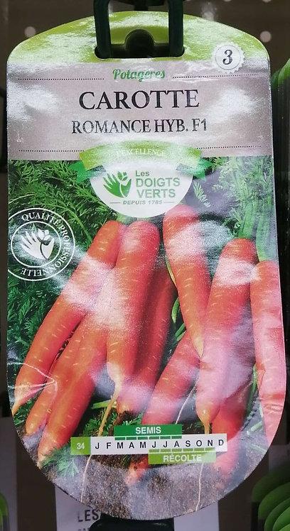 Carotte romance hyb F1 n°3