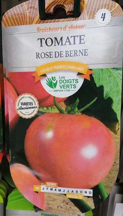 Tomate Rose de Berne n°4