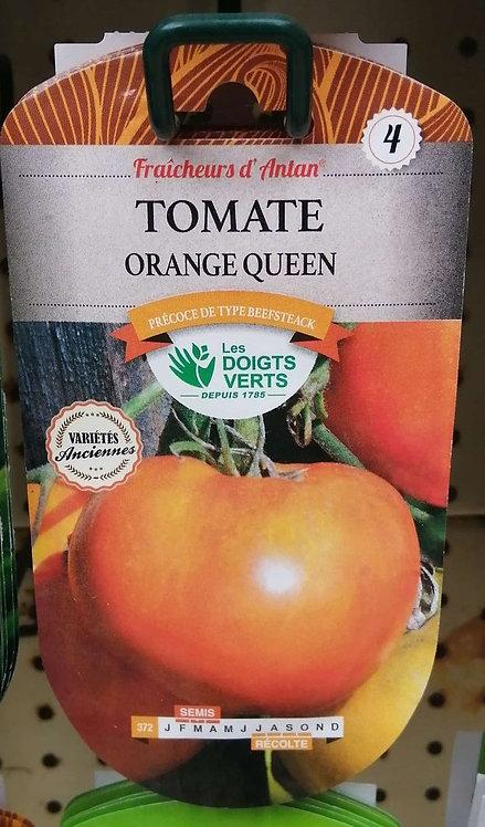 Tomate Orange Queen n°4