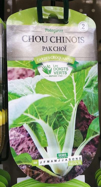 Chou chinois Pak Choï n°2