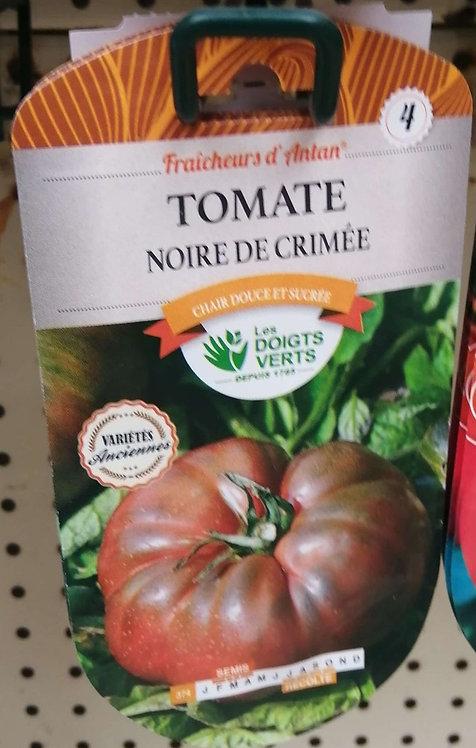 Tomate Noire de Crimée n°4