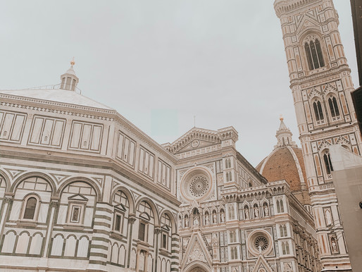 Postcard from Florence, Italy