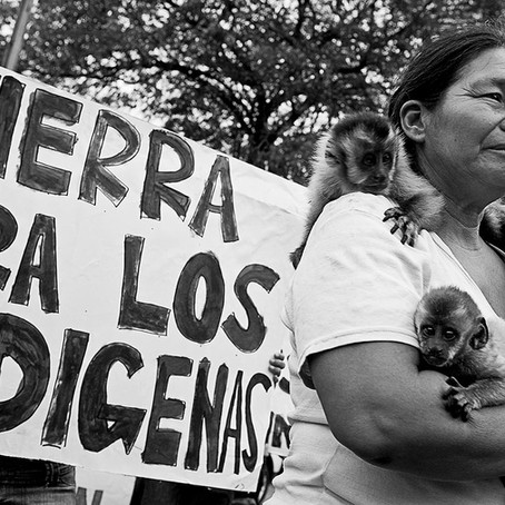 Comunicado a la opinión pública por parte de la mesa de articulación Indígena del Paraguay
