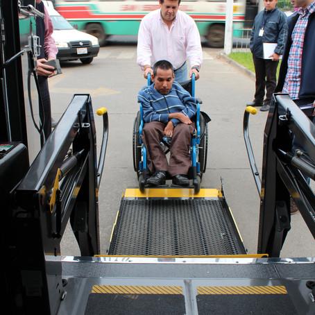Los Municipios no conocen sus calles - Personas con Discapacidad