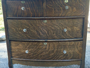 Fun with Restoring Antiques