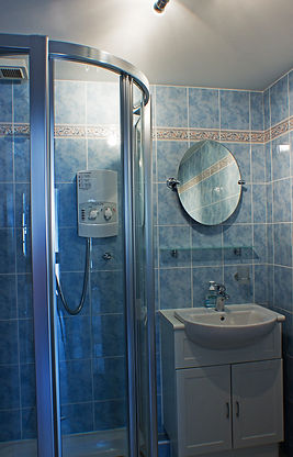 Bathroom, Arbroath holiday cottage