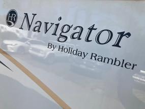 1998 Holiday Rambler Navigator 38WD - VI